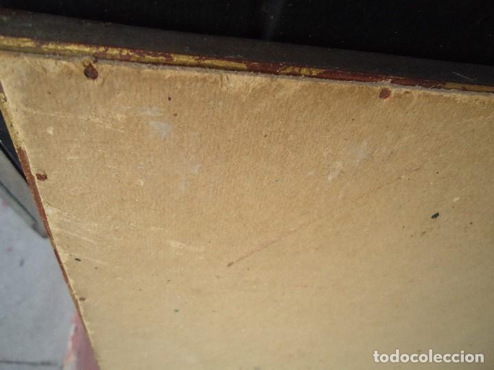 Arte: años 50 acuarela firmada mide 61 x 51cm ORIGINAL - Foto 9 - 111023979