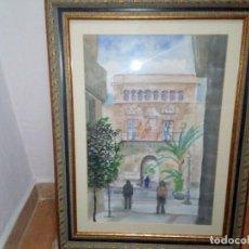 Arte: OBRA FIRMADA POR ESDRAS SERNA PICHAT. Lote 111528763