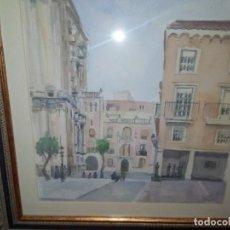 Arte: OBRA FIRMADA POR ESDRAS SERNA PICHAT. Lote 111528931