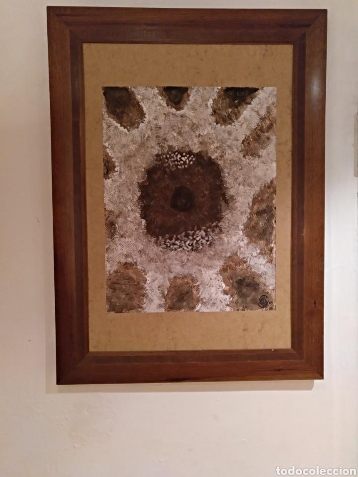 cuadro acuarela con passpastout y marco de made - Comprar Acuarelas ...