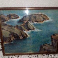 Arte: BONITA OBRA FIRMADA SHULER . Lote 112829783