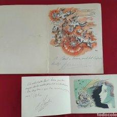 Arte: ACUARELAS DEL PINTOR NOUCENTISTA JOSEP SAROBÉ CASTELLÓ (1914-1960). Lote 113497830