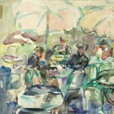 Arte: AMADEU CASALS (1930-2010). Lote 114419675