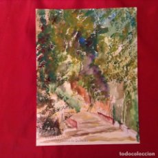 Arte: ALHAMA DE GRANADA 1999 PILAR LACARCEL. Lote 115416163