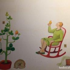 Arte: MIREIA CATALA, ORIGINAL FIRMADA Y CATALOGADA, 50X40 CMS. Lote 115562847