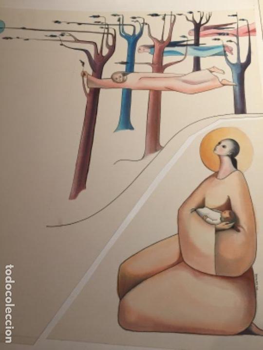 Arte: Mireia Catala, original firmada y catalogada - Foto 2 - 115561543