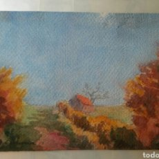 Arte: ACUARELA CON FIRMA - 1952. Lote 117354166