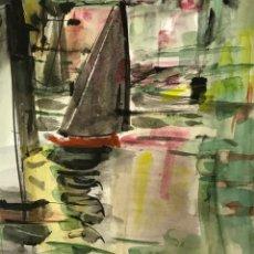 Arte: AMADEU CASALS (1930 - 2010). Lote 117516119