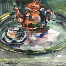 Arte: AMADEU CASALS (1930 - 2010) . Lote 117519075