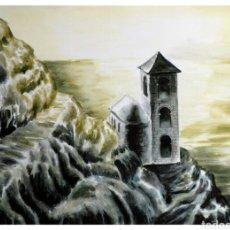Arte: PINTURA MEDIEVAL, IGLESIA ROMÁNICA. Lote 118389956