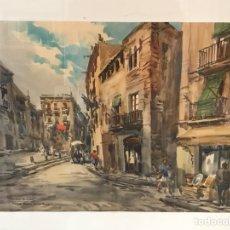 Arte: MARIANO BRUNET. Lote 118931703