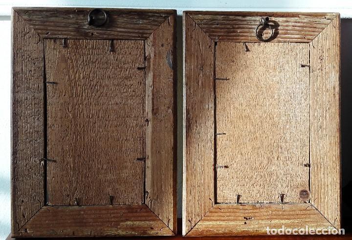 Arte: Pareja de acuarelas con escenas sevillanas. Siglo XIX firmadas Candela - Foto 7 - 180944067