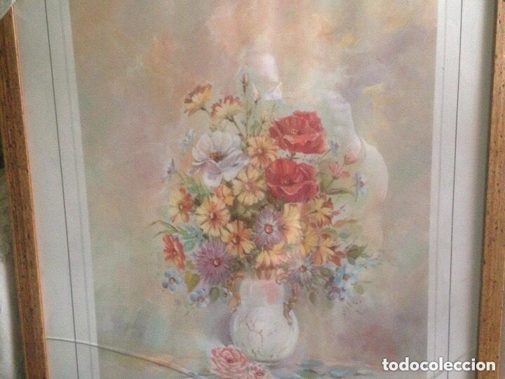 Arte: Acuarela , con marco y Cristal protector - Foto 2 - 62150694
