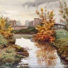 Arte: ACUARELA SOBRE PAPEL - C. BALLESTER - FIRMADA. Lote 121519519