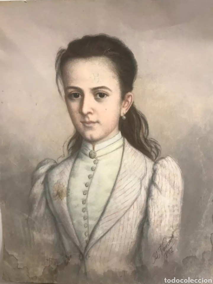 ACUARELA SIGLO XIX (Arte - Acuarelas - Modernas siglo XIX)