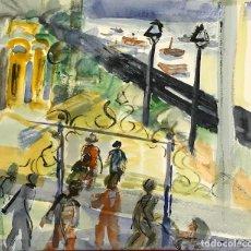Arte: AMADEU CASALS (1930-2010). Lote 124020471