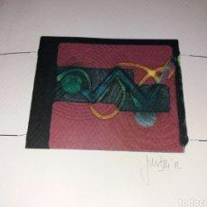 Arte: ACUARELA ABSTRACTA - FIRMADO. Lote 124198754