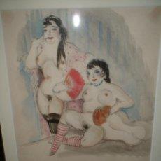 Arte: LAS 3 GRACIAS POR JOSE DE ZAMORA. Lote 127410611