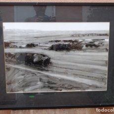 Arte: ACUARELA DE JESÚS BELLOSO 1984.BUEN TRAZO.GRAN CALIDAD.. Lote 127977867