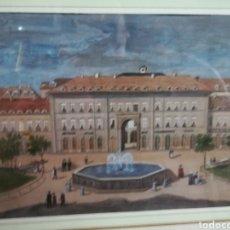 Arte: ACUARELA DE CALIDAD ANÓNIMA XIX. Lote 128213336