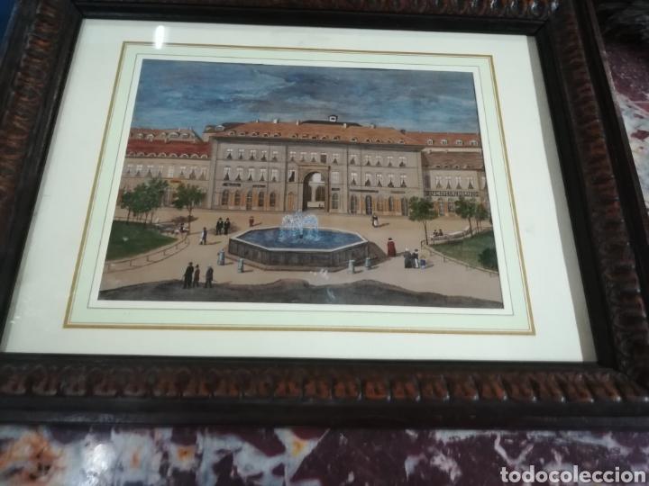 Arte: Acuarela de calidad anónima XIX - Foto 2 - 128213336