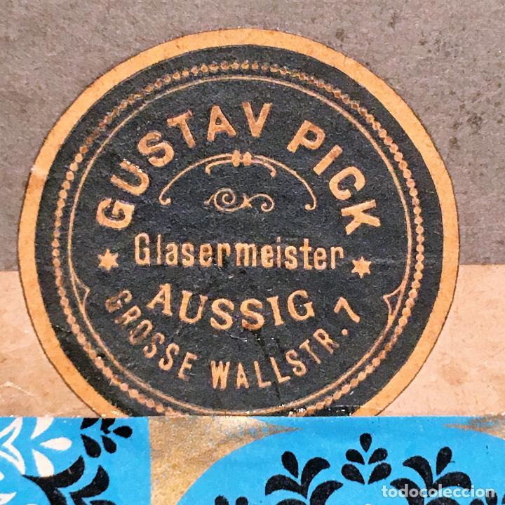 Arte: Aussig, Strekov Castle, (en la República Checa) por Rigobert Pohl (1884-1965) en 1921 - Foto 9 - 128513183