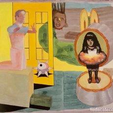 Arte: TÉCNICA MIXTA SOBRE PAPEL - 2007 - PAT ANDREA - FIRMADA. Lote 129047295