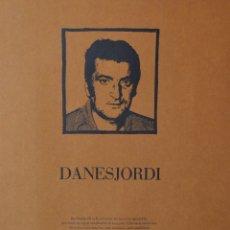 Arte: DANES JORDI - OLOT (1935-2006). Lote 106776899