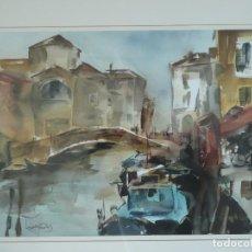 Arte: PUENTE DE VENECIA. Lote 129594263