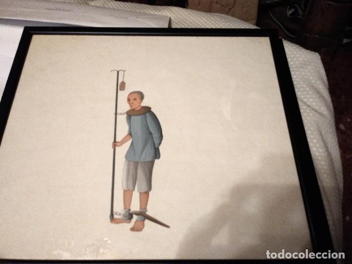 Arte: Antiguas pinturas chinas - Foto 4 - 130064495