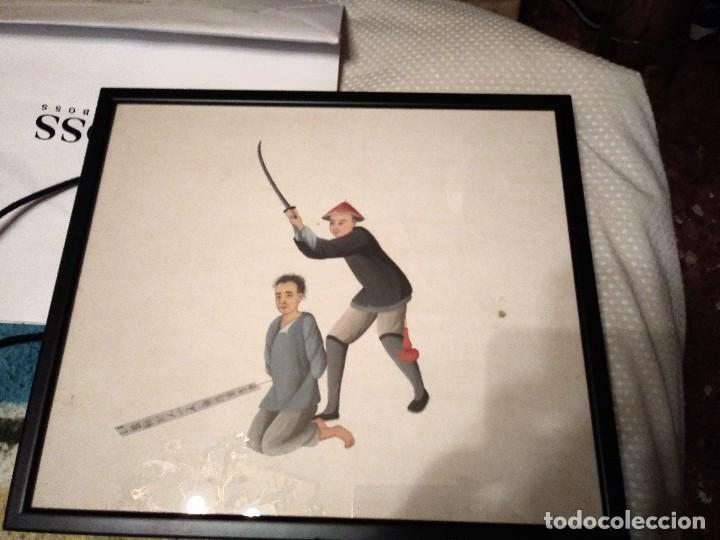 Arte: Antiguas pinturas chinas - Foto 8 - 130064495
