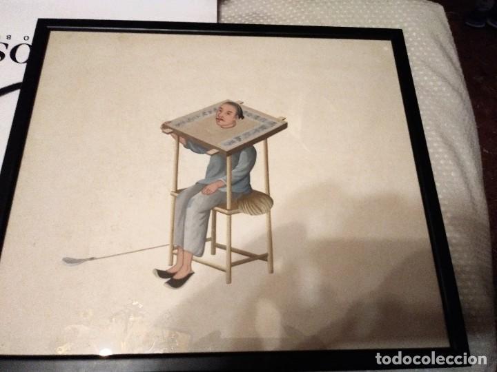 Arte: Antiguas pinturas chinas - Foto 9 - 130064495