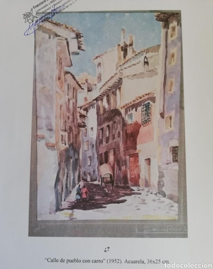 Arte: Acuarela de 1952 - Foto 3 - 130214344