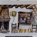 Arte: MI HOGAR OBRA DE GILABERTE. Lote 130589758