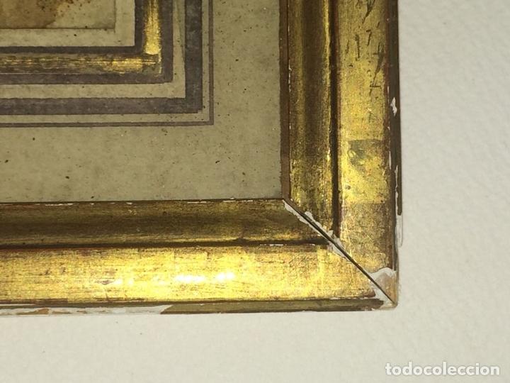 Arte: 4 CARIÁTIDES. DIBUJO-ACUARELA. ATRIBUIDO A PIERINO DEL VAGA. ITALIA. PRIMERA MITAD S. XVI - Foto 14 - 131916022