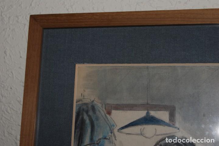 Arte: PRECIOSA ACUARELA DEL ILUSTRADOR F. J. NIXON - AÑOS 30-40 - Foto 10 - 133589990
