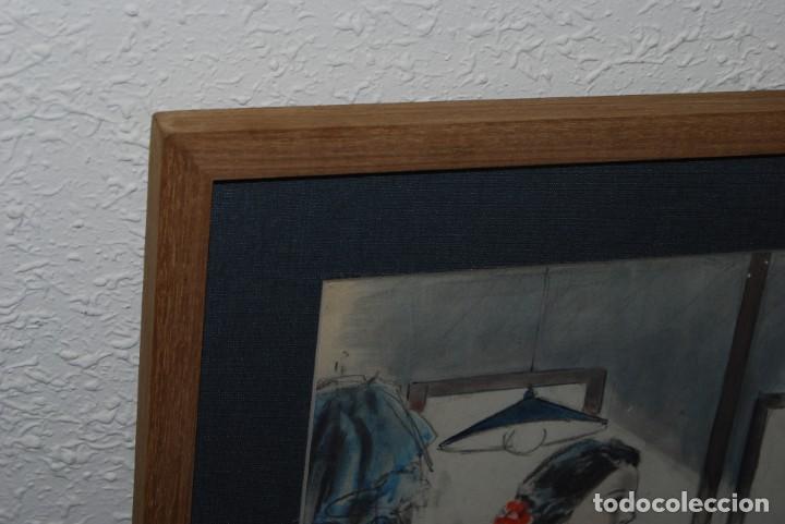 Arte: PRECIOSA ACUARELA DEL ILUSTRADOR F. J. NIXON - AÑOS 30-40 - Foto 13 - 133589990