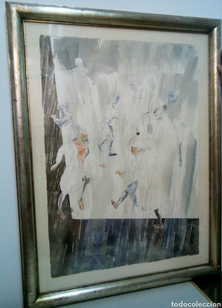 FRANCESC ARTIGAU SEGUI (ACUARELA). (Arte - Acuarelas - Contemporáneas siglo XX)