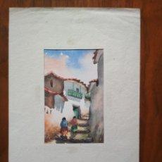 Arte: PINTURA PEQUEÑA. Lote 134889759