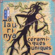 Arte: FRANÇOIS MIRÓ POMARÉS (BARCELONA 1907-TAURINYA, CONFLENT 1998) ACUARELA SOBRE PAPEL 60X46 CMS 1974. Lote 136267794