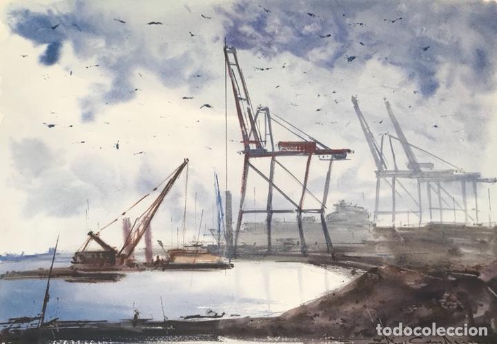 Arte: Acuarelas , Watercolor - Foto 2 - 136332293