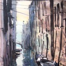 Arte: ACUARELAS , WATERCOLOR. Lote 136330577
