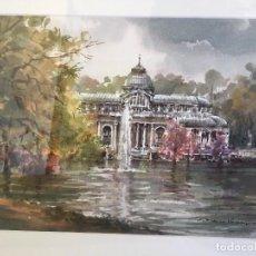 Arte: CASA DE CAMPO DE FAUSTINO BLANCO VEGA. Lote 182991091