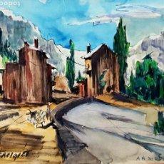 Arte: GUILLEM FRESQUET BARDINA. Lote 136622201
