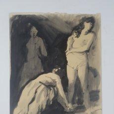 Arte: ERNEST SANTASUSAGNA SANTACREU. Lote 136818673