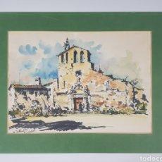 Arte: JOAN FUSTER GIMPERA. Lote 136819304