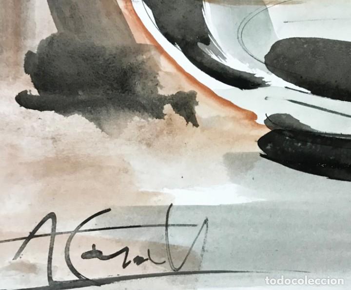Arte: AMADEU CASALS (1930 - 2010) - Foto 2 - 137295618
