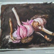 Arte: PINTURA AUTÉNTICA DEL PINTOR HINOJOSA. Lote 138776094
