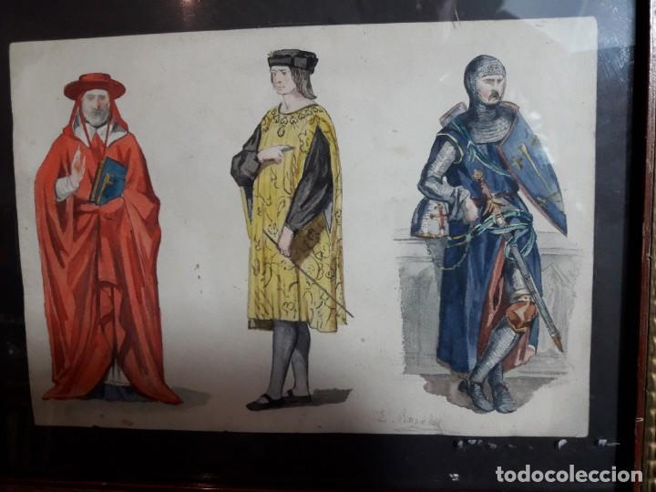 Arte: Acuarela boceto E. Rosales - Foto 2 - 139259678