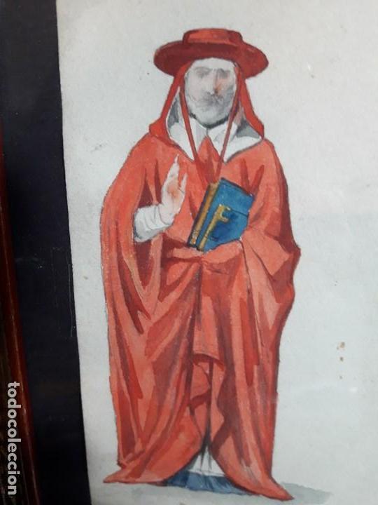 Arte: Acuarela boceto E. Rosales - Foto 3 - 139259678